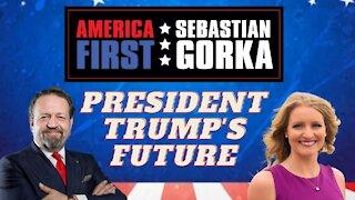 President Trump's future. Jenna Ellis with Sebastian Gorka on AMERICA First