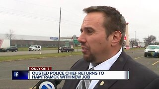Ousted police chief returns to Hamtramck with new job