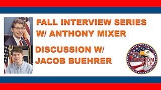 The Freedom File | Fall Interview Series | Jacob Buehrer