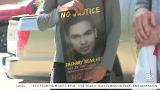 Zachary Bear Heels remembered four years after his death