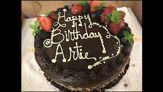 Happy Birthday Artie