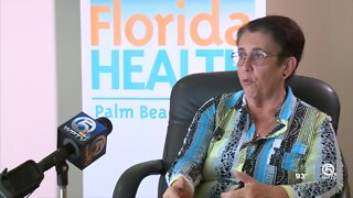 Coronavirus will come back 'stronger' during flu season, Palm Beach County health director says