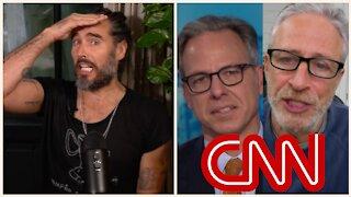 Jon Stewart Calls Out CNN Bulls** TO THEIR FACES!!!
