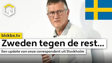 Zweden tegen de rest...