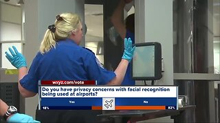 Travelers should expect facial recognition tech at Detroit Metro Airport