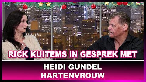 Rick Kuitems in gesprek met Heidi Gundel (Hartenvrouw)