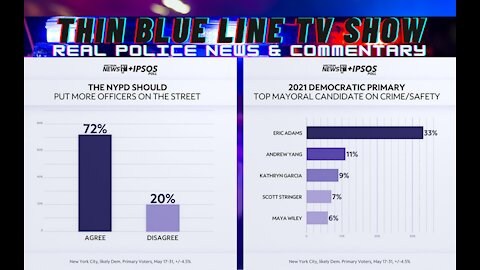 It Turns Out Even Democrats In NYC Want More Police On The Streets