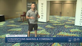Conventions making a comeback in Palm Beach County