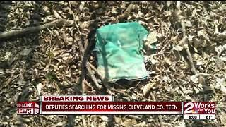 Possible human remains found near Lake Eufala.