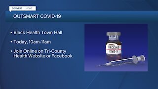 Doctor survives COVID-19 and will answer your vaccine questions today