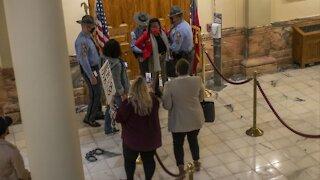 GA State Democratic Representative Arrested Over Protest