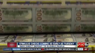 How much will the stimulus checks be, track yours online