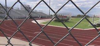 Parents press Vegas-area school district to allow sports amid mental health concerns