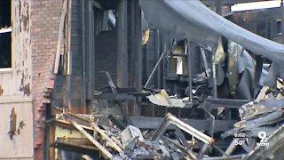 Local landmark Hog Rock Cafe destroyed in fire