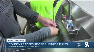 Pima County leaders adjust rules for businesses during the pandemic