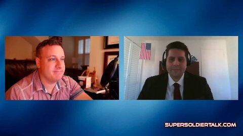 Super Soldier Talk – Joseph Powell – Dark Fleet, Asthar, MDF Officer Part II
