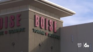 Boise Police: Suspect in Boise Towne Square shooting dies