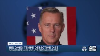 Retired Tempe detective dies from West Nile virus