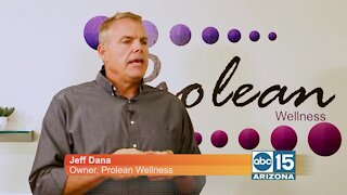 Jeff Dana of Prolean Wellness wants to help you find the key to unlock your weight loss success