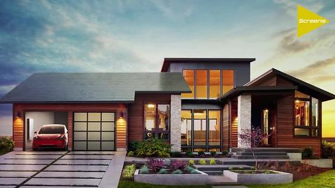 Tesla is getting into the solar panel game
