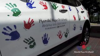 Hyundai Hope on Wheels in the fight to end pediatric cancer