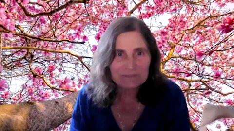 "11 July 2021 Radha Cohen - ""The Awakening of Humanity"""
