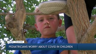 Pediatricians worry about Covid in children