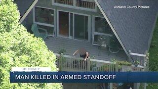 Law enforcement shoots, kills man during arrest warrant standoff in Richland County