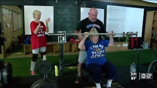 100-year-old Tampa grandma sets Guinness World Record for weight lifting