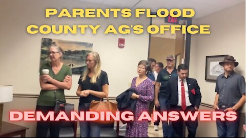 Parents Flood County Attorney's Office Demanding Answers