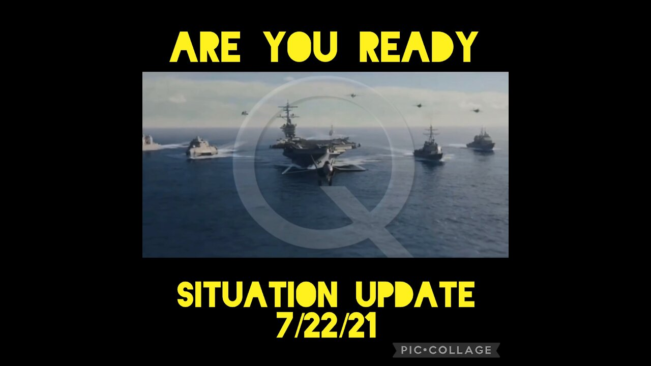 Situation Update: The War Is Becoming More & More Evident! - Must Video