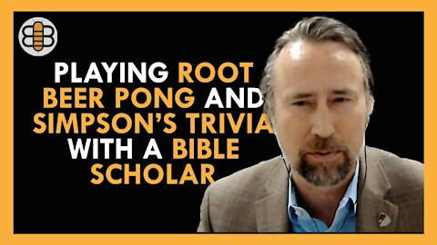 The Simpsons and Progressive Christianity | A Bee Interview With Michael J. Kruger