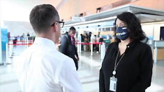 """NFTA police deal with """"irate man"""" over masks in Buffalo airport"""