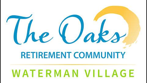 The Oaks Retirement Community at Waterman Village in Mount Dora Florida.