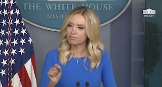 Press Sec McEnany Puts Triggered Reporter in His Place Over Mail-In Ballots