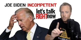 Joe Biden's incompetent foreign policy is why Afghanistan was overthrown