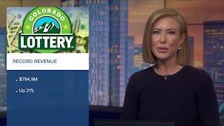 Colorado lottery hits record high revenue