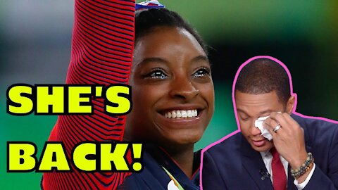 SIMONE BILES will COMPETE on Balance Beams at Tokyo Olympics?! Brave & Stunning OBVIOUSLY RIGHT?