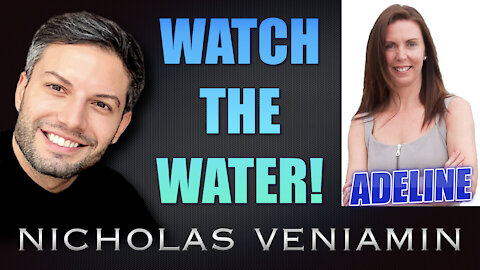 Adeline Discusses Watch The Water with Nicholas Veniamin