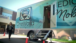 OneWorld Community Health brings healthcare to local schools