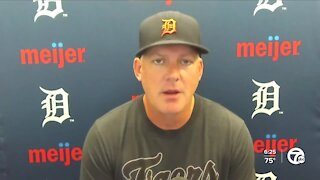 Hinch says Tigers aren't trying to emulate Rays or any other team