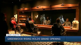 Greenwood Rising Grand Opening