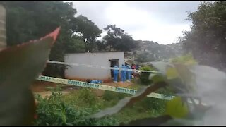 SOUTH AFRICA - Durban - 4 people killed in Inanda (Videos) (PdV)