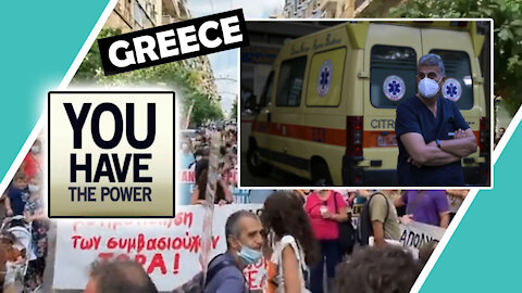UNITED You Have The POWER #GREECE / Hugo Talks Some More #lockdown