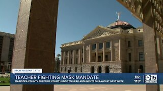 Battle over schools and masks heads to court next week