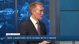 Senator Lankford sits down with 2 News