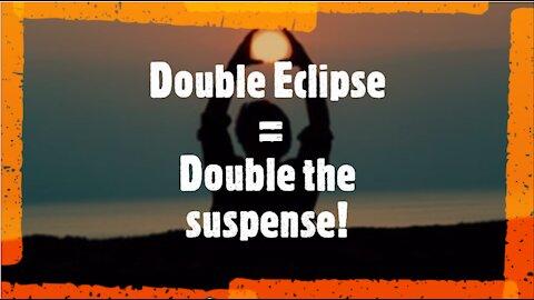 Double Eclipse Book Trailer