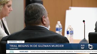 Trial begins for man accused of killing SDPD officer