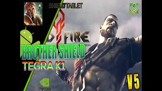Vivid Games S.A: Godfire: Rise of Prometheus - iOS/Android -   Tegra K1   Android 7.0   V5