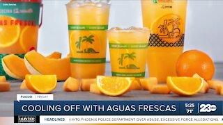 Foodie Friday: Aguas Frescas